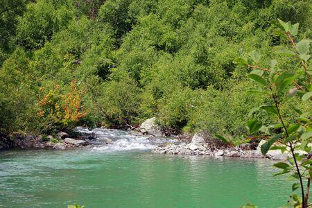 dombai: Baduk lakes of Teberda and Dombai