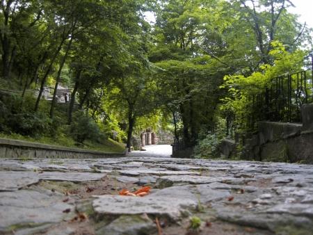 pyatigorsk: Dianas Grotto  Pyatigorsk landmarks, The Northern Caucas