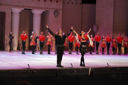 anatolia: Fires of Anatolia  Performance in the amphitheater of Anatolia