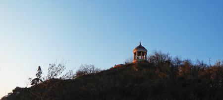 pyatigorsk: Aeolus arpa autumntime. Pyatigorsk punti di riferimento e Monumenti Editoriali