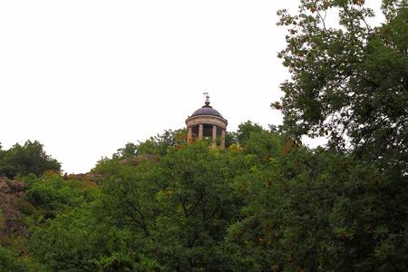 pyatigorsk: Aeolus arpa In Summertime. Pyatigorsk punti di riferimento e Monumenti