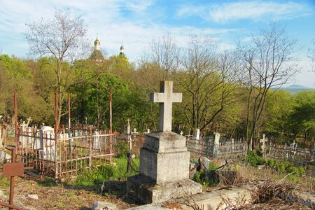 The Old cemetary. Historical part of Pyatigorsk Editorial