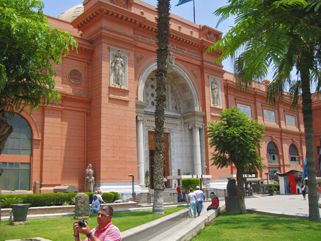 The Museum of Egyptian Antiquities 2013 may 16