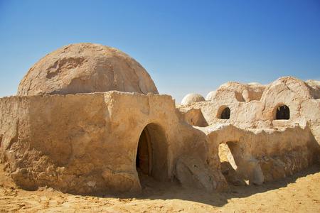Sahara desert, Nefta, Tunisia 14 october 2018