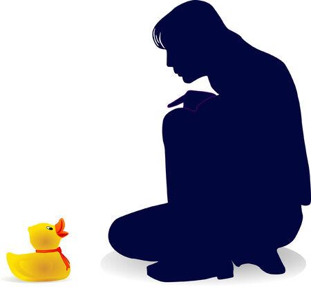 compromise: cuadro de di�logo con pato