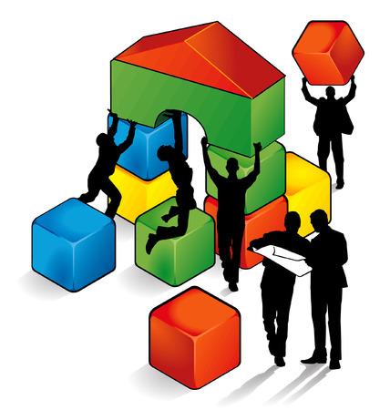 piano di progetto: domanda di costruzione