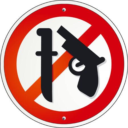 delincuencia: ninguna de las armas