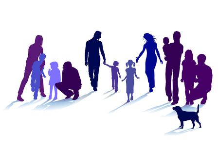 community people: di sollevare una famiglia