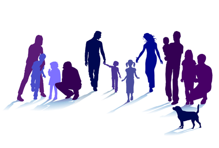 to raise a family