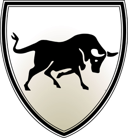 blasone: emblema del Toro