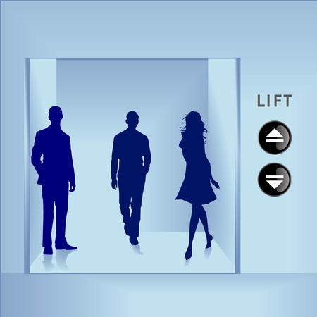 lift Stock Vector - 6593964