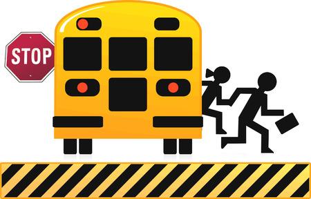 schoolbus: school bus