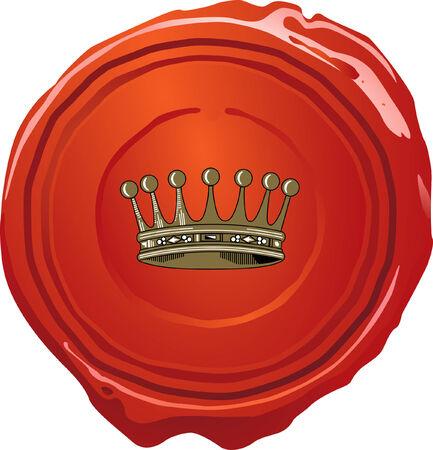 signet: calidad de sello  Vectores