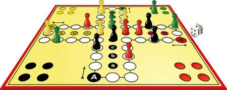 board games:  Board games