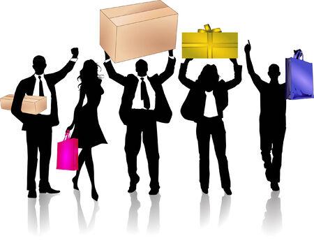 distribution automatique: pour acheter des achats