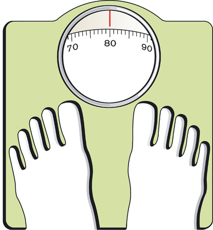excess: weight,scale