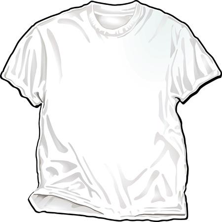textil:  t-shirt
