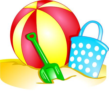 vibrant colors fun: vacanza giocattolo