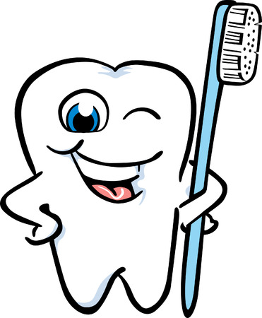 dental health:  dental