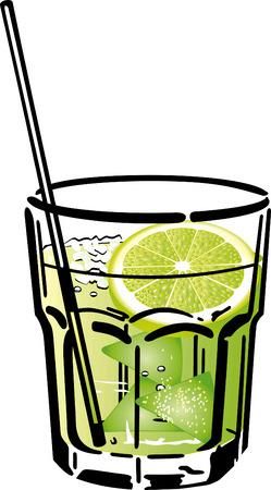 liquors:  cocktail, caipirinha