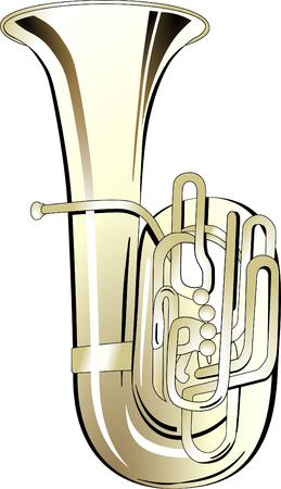 chapel:  tuba