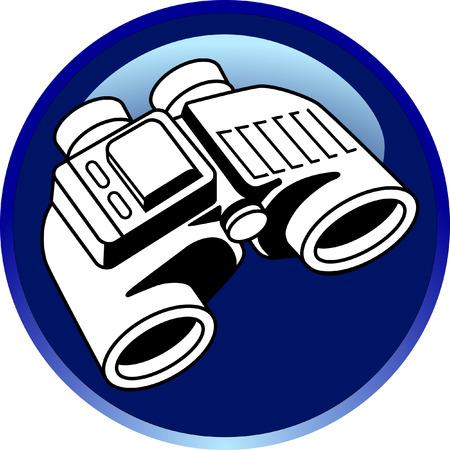 telescopic: gafas de campo
