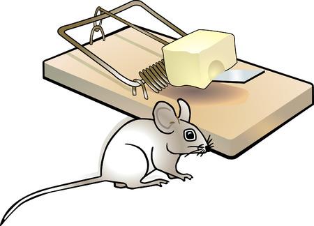 mousetrap: trappola per topi e mouse