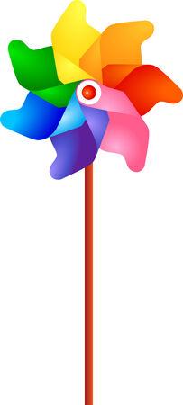 windmill: childrens windmill
