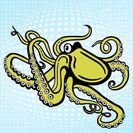 meer: octopus