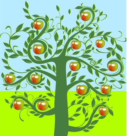 appletree: apple tree