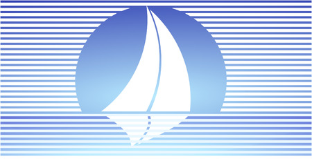 meer: under full sail