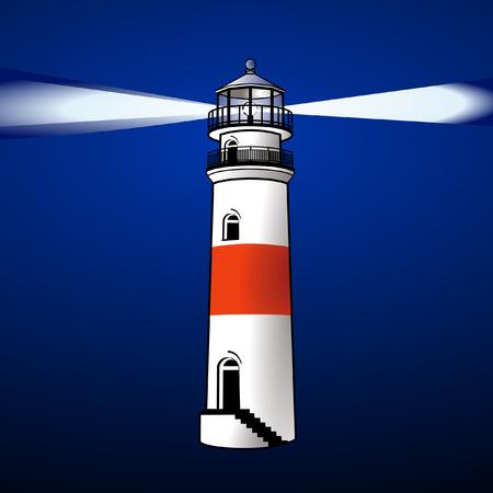 beacons: NIGHT LIGHTHOUSE