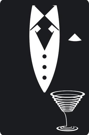 barkeeper  Ilustración de vector
