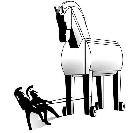 cavallo di troia: Trojan horse