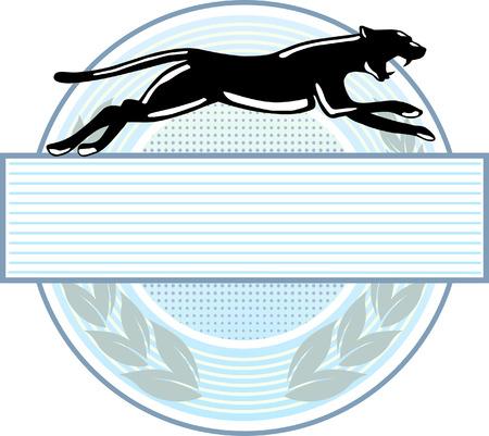 signet: emblema de la Pantera