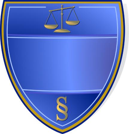 courtroom:  justice label