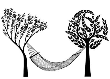 ferien: hammock to relax