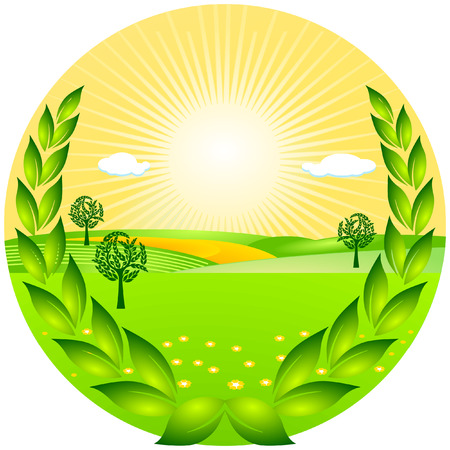 farming award  Stock Vector - 6904353