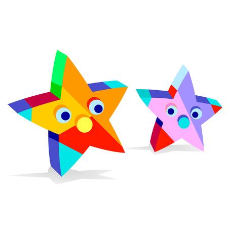 Stars to dance in step Illusztráció