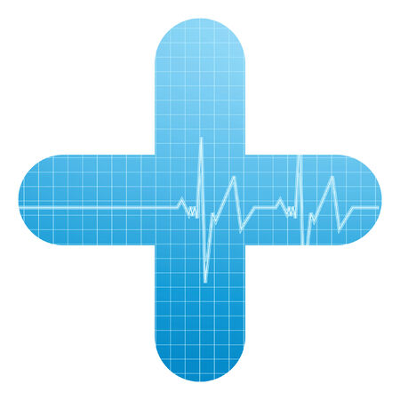 checkup: medical checkup Illustration