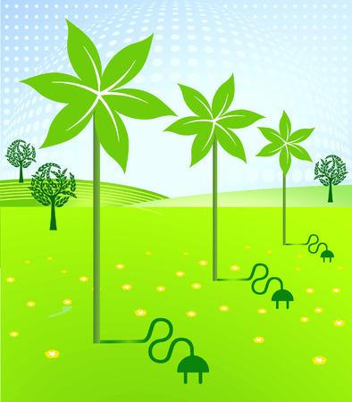 windfarm: Generatore eolico