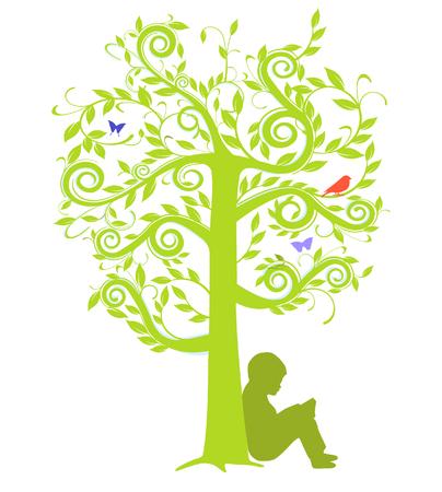 arbol de la sabiduria: para pasar el lectura de tiempo