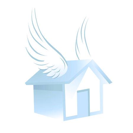 dream home Stock Vector - 7156798