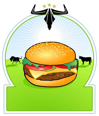 rinds: Bio Hamburger