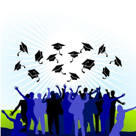 high hat: College examination