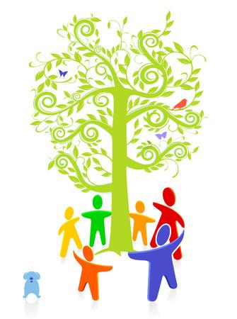 nurturing: group to ring