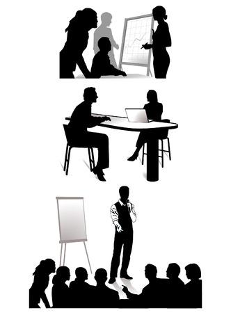 servicio de consultoría y conferencias