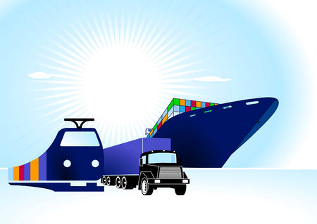 shipper: Container Logistic