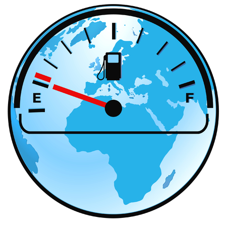 gas gauge: gas gauge world