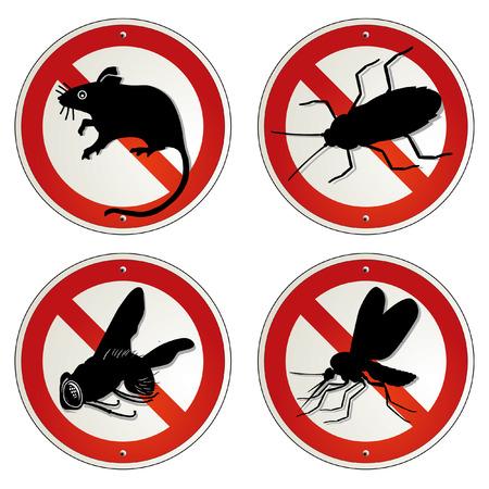 plagas: errores de par�sitos